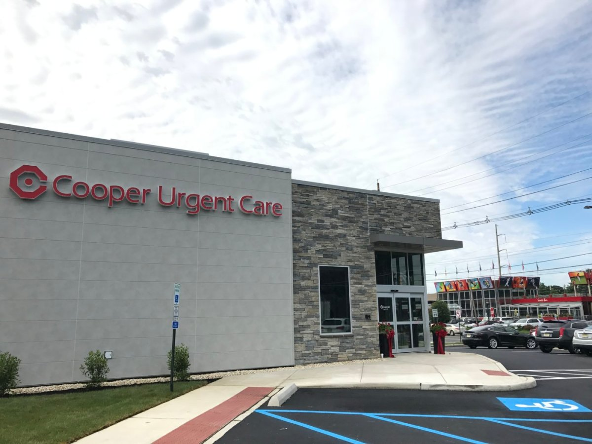 Cooper University Health Care Receives Accreditation From the Urgent Care Association of America
